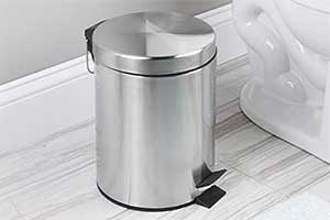 Cubos de basura para baño