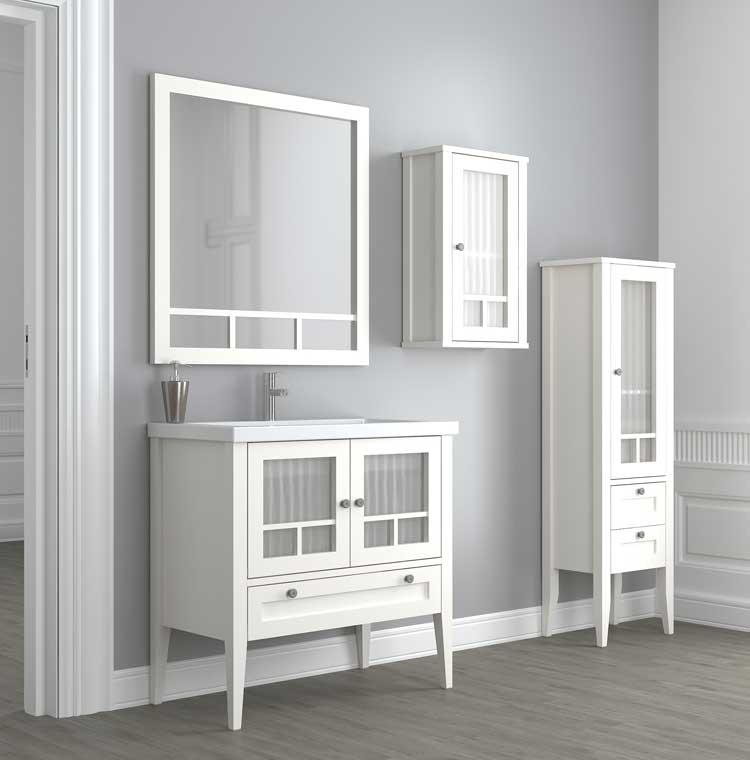 Muebles para cuartos de baño modernos